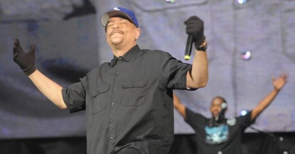 Photos: Ice-T @ The Art of Rap, Irvine Meadows Amphitheatre, July 18, 2015