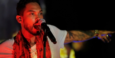 Photos: Miguel @ Sonos Studio + Pandora, July 13, 2015