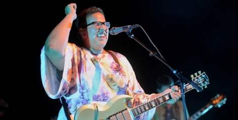 Photos: Alabama Shakes @ The Greek Theatre, August 13, 2015