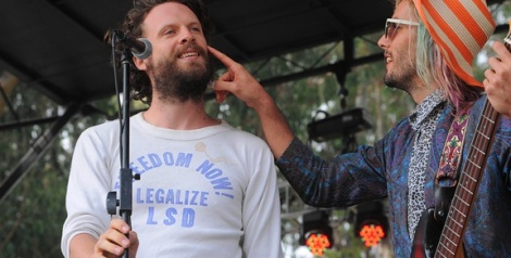 Photos: Father John Misty @ 2012 Outside Lands Festival