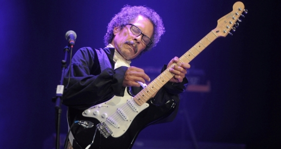 Photos: Shuggie Otis @ Club Nokia, August 14, 2015