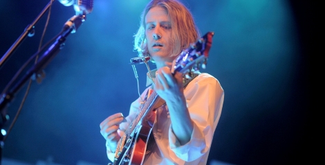 Photos: Christopher Owens @ Greek Theatre, October 16, 2015