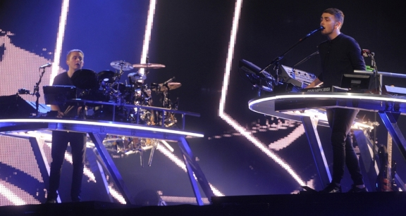 Photos: Disclosure w/ Sam Smith @ LA Sports Arena, September 29, 2015