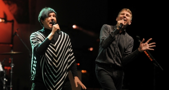 Photos: FFS [Franz Ferdinand + Sparks] @ The Wiltern, October 13, 2015