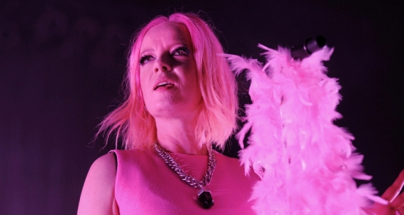 Photos: Garbage '20 Years Queer Tour' @ Greek Theatre, October 8, 2015