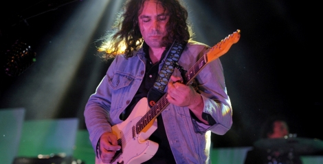 Photos: The War on Drugs @ Greek Theatre, October 16, 2015