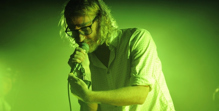 Photos: EL VY @ Troubadour, November 8, 2015