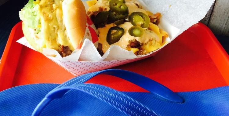 Burger shack flop