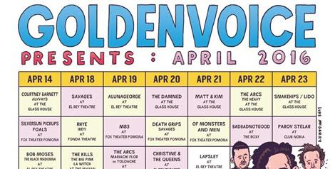 """Coachella 2016 """"Localchella"""" Side Shows"""