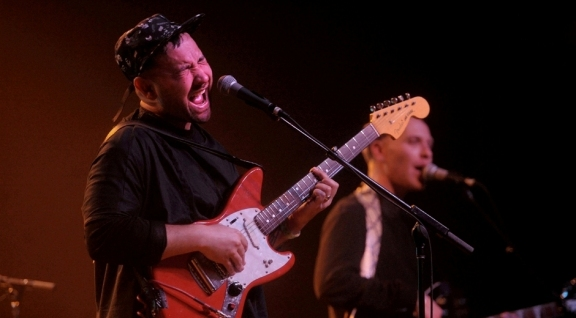 Photos: Unknown Mortal Orchestra @ The Fonda Theatre, February 3, 2016