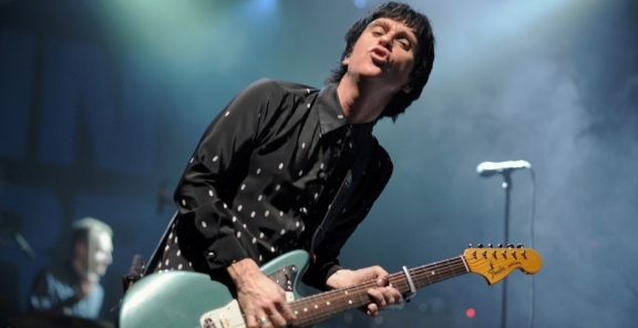 Photos: Johnny Marr @ El Rey Theatre, March 5, 2016