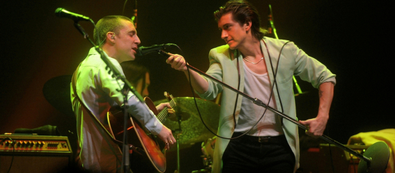 Photos: The Last Shadow Puppets @ The Theatre at Ace Hotel, April 20, 2016