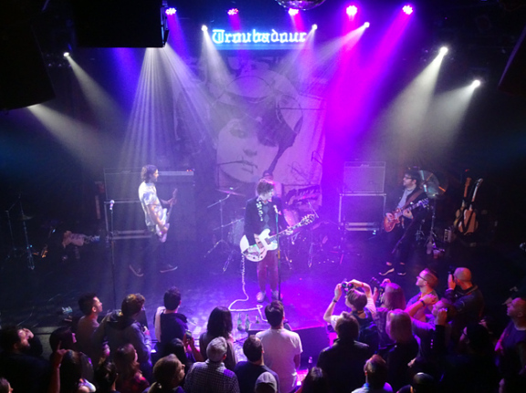Notes: Beach Slang @ Troubadour, May 5, 2016
