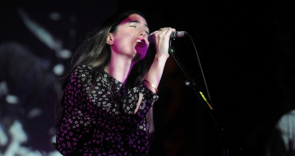 Photos: Cults @ Sunstock Solar Festival, June 18, 2016