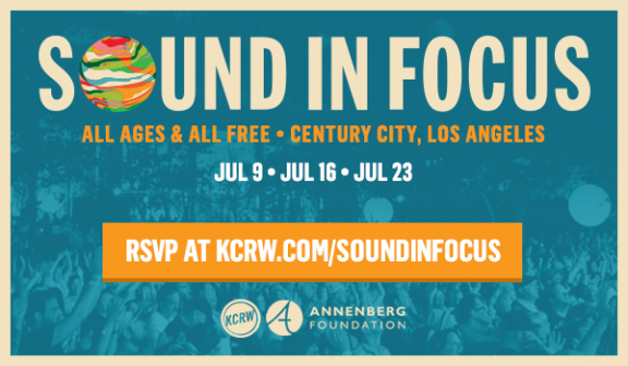 Sound in Focus @ Century Park – Schedule & Lineup