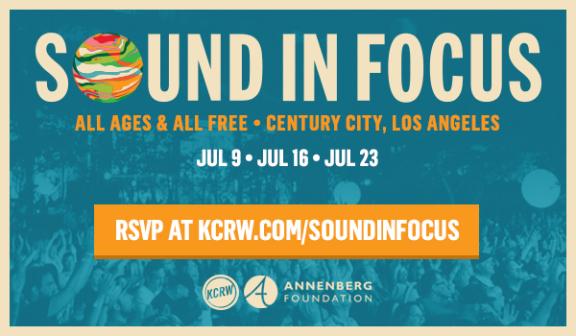 Sound in Focus @ Century Park – Schedule & Lineup