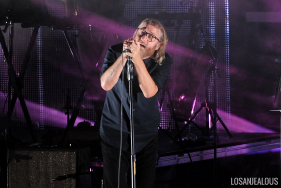 Live Review: The National with The Lone Bellow @ Greek Theatre, July 28, 2016
