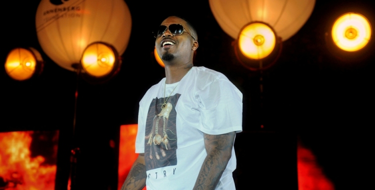 Photos: Nas @ Sound In Focus | Century Park, July 23, 2016
