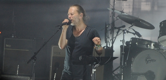 Photos: Radiohead @ Shrine Auditorium, August 8, 2016