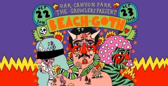 The Growlers Present: Beach Goth 2016