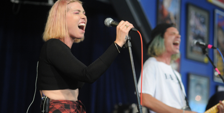 Photos: Grouplove @ Amoeba Music, September 14, 2016