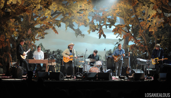 Photos: Wilco @ The Theatre at Ace Hotel, September 14, 2016