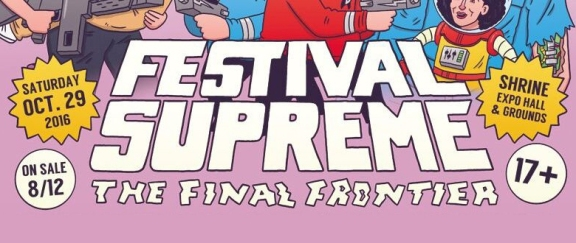 Festival Supreme 2016 @ The Shrine | Saturday, October 29