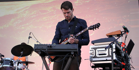 Live Note: Tycho @ Fonda Theatre, October 6, 2016