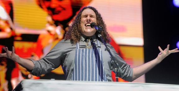 "Photos: ""Weird Al"" Yankovic @ Festival Supreme 2016"