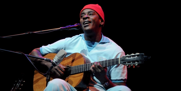 Photos: Seu Jorge @ The Theatre at Ace Hotel, December 16, 2016