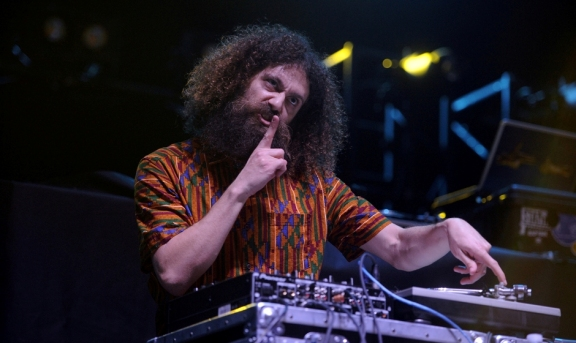 Photos: The Gaslamp Killer @ Shrine Expo Hall, February 1, 2017