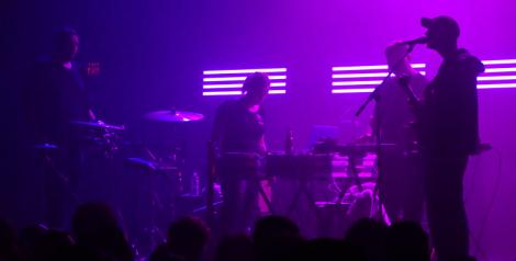 Live Review: The Radio Dept. @ Fonda Theatre, February 24, 2017