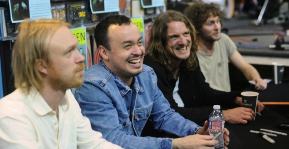Photos: Dungen @ Amoeba Music, March 22, 2017