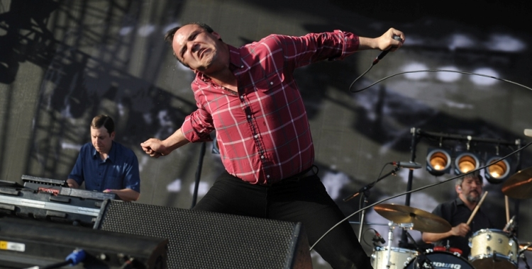 Photos: Future Islands @ Coachella 2017