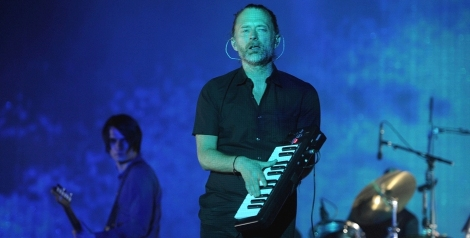 Photos: Radiohead @ Coachella 2017