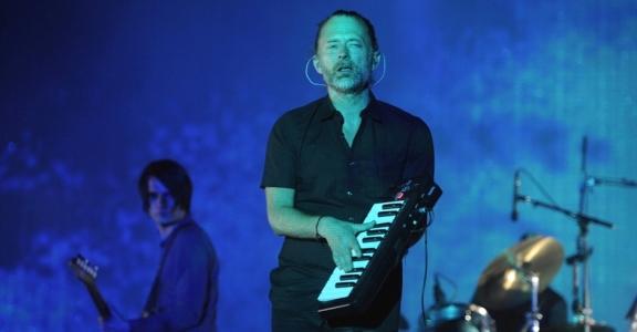 Photos: Radiohead @ Coachella 2017