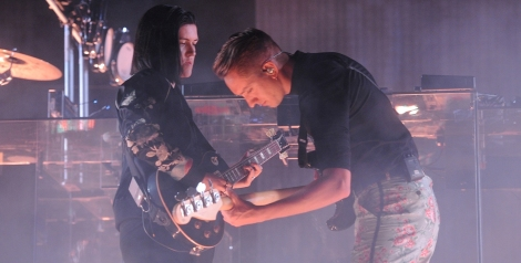 Photos: The xx @ Coachella 2017