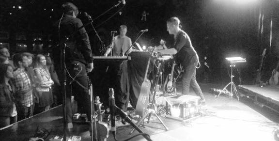 Live Review: Low Roar & San Fermin @ The Roxy, April 26, 2017