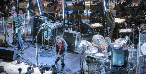 Live Review: Sigur Rós & LA Phil (Reykjavík Festival) @ Walt Disney Concert Hall, April 13, 2017