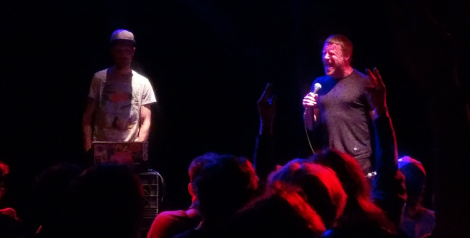 Live Notes: Sleaford Mods @ Echoplex, April 9, 2017