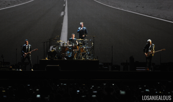 Review: U2 The Joshua Tree 30th Anniversary Tour @ Rose Bowl, May 20, 2017