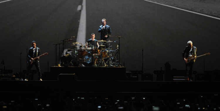 Review: U2 The Joshua Tree 30th Anniversary Tour @ Rose Bowl, May 20, 2017