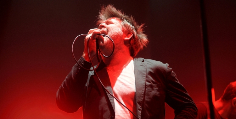 Photos: LCD Soundsystem @ Hollywood Palladium, November 18, 2017