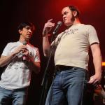 David Koechner & Justin Long