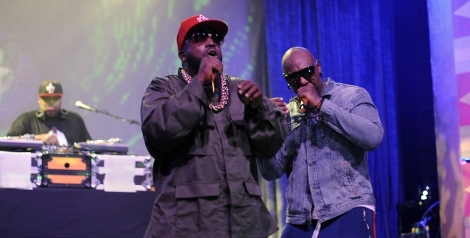 Photos: Big Boi @ The Regent Theater, January 14, 2018
