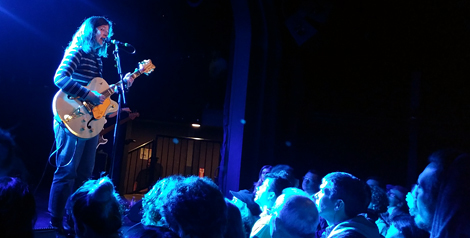 Live Review: Lucy Dacus @ Teragram Ballroom, March 22, 2018