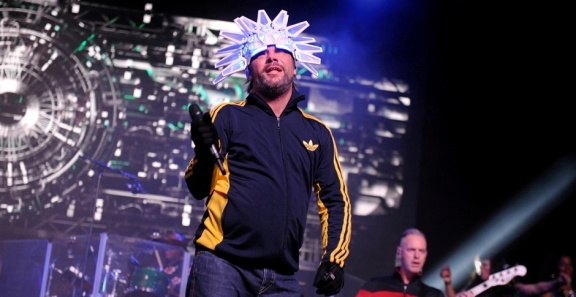Photos: Jamiroquai @ Coachella 2018 | Weekend 2