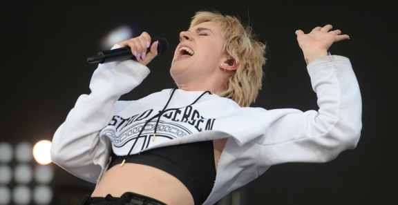 Photos: MØ @ Coachella 2018 | Weekend 2