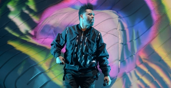 Photos: The Weeknd @ Coachella 2018 | Weekend 2