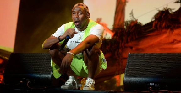Photos: Tyler, The Creator @ Coachella 2018 | Weekend 2